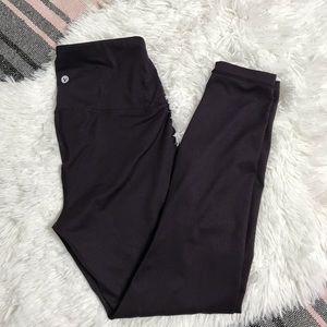 Velocity - Leggings Navy Blue Small Athletic Pants